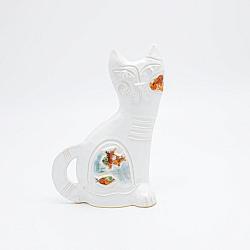 Керамический кот