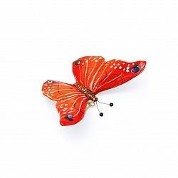 Бабочка керамическая