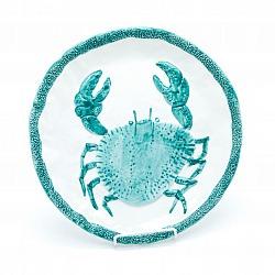 Тарелка керамическая обеденная