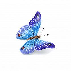 Керамическая бабочка